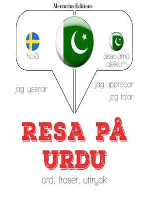 cover image of Resa på Urdu