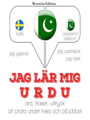 cover image of Jag lär mig Urdu