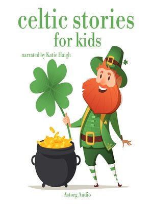 cover image of Celtic Stories for Kids