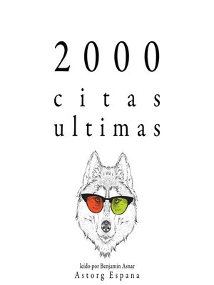 cover image of 2000 citas ultimas