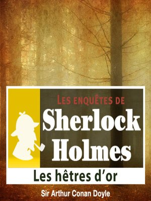 cover image of Les hêtres d'or