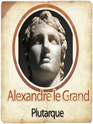 cover image of Alexandre le Grand