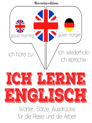 cover image of Ich lerne Englisch
