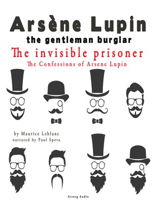 cover image of The Invisible Prisoner