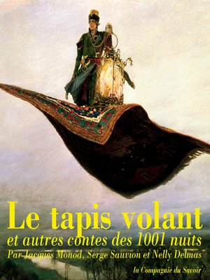 cover image of Le tapis volant