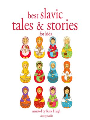 cover image of Best Slavic Tales and Stories