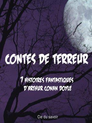 cover image of Compilation 7 nouvelles fantastiques de Conan Doyle