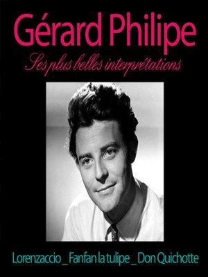 cover image of Gérard Philipe