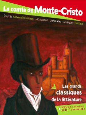 cover image of Le comte de Monte Cristo