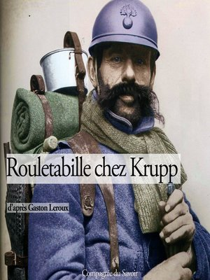 cover image of Rouletabille chez Krupp
