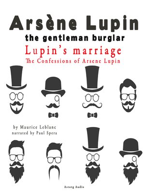 cover image of Lupin's Marriage
