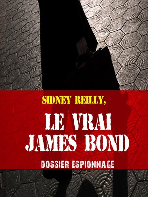 cover image of Le vrai James Bond