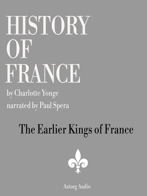 cover image of The Earlier Kings of France