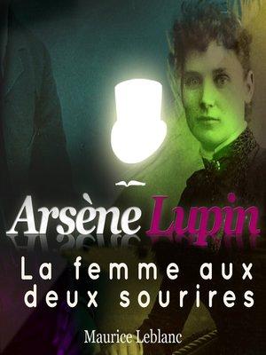 cover image of La femme aux 2 sourires