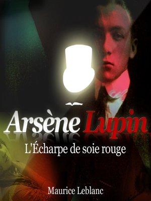 cover image of L'Écharpe de soie rouge