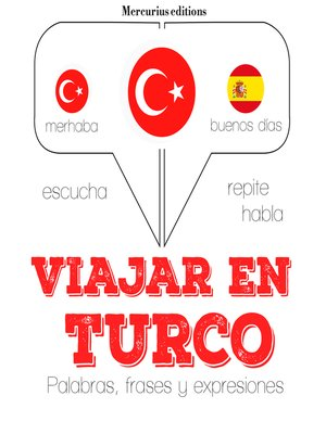 cover image of Viajar en turco
