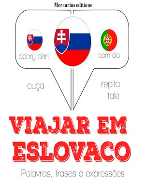 cover image of Viajar em eslovaco