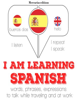 cover image of I am Learning Spanish