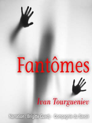 cover image of Fantômes
