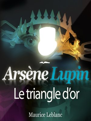 cover image of Le triangle d'or