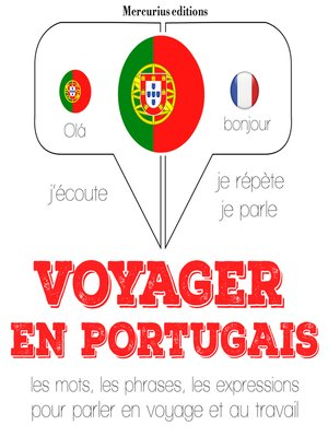 cover image of Voyager en portugais