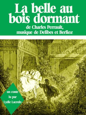 cover image of La Belle au bois dormant