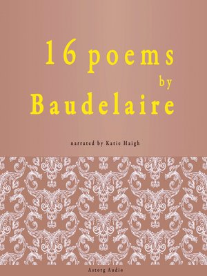 cover image of 16 Poems by Charles Baudelaire