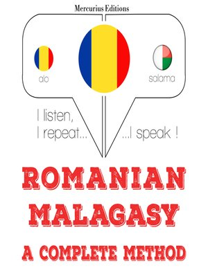cover image of Romanian-Malagasy: a complete method