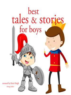 cover image of Best Tales and Stories for Boys