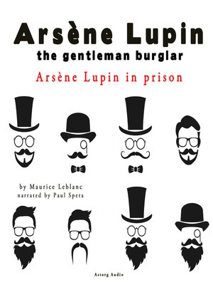 cover image of Arsène Lupin in Prison