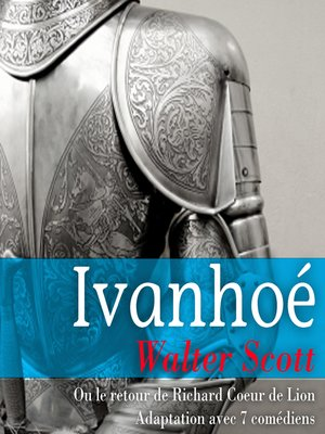 cover image of Ivanohé