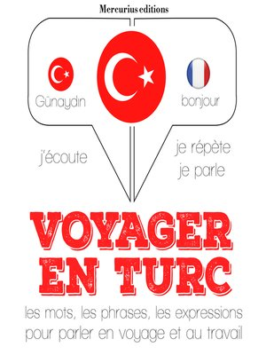 cover image of Voyager en turc
