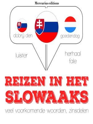cover image of Reizen in het Slowaaks