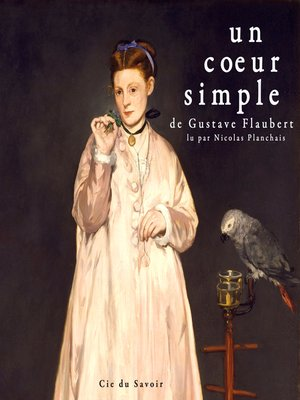 cover image of Un cœur simple