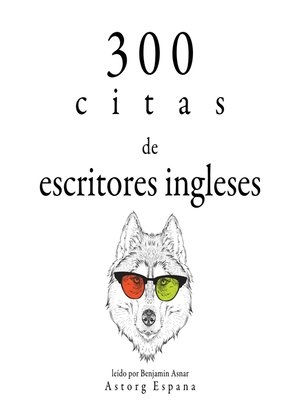 cover image of 300 citas de escritores ingleses