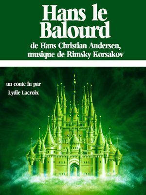cover image of Hans le Balourd