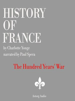 cover image of The Hundred Years' War