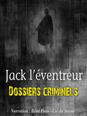 cover image of Jack l'eventreur