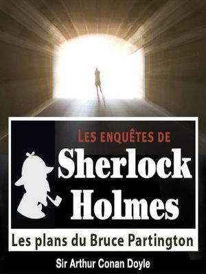 cover image of Les Plans du Bruce Partington