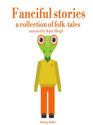 cover image of Fanciful Stories for Kids