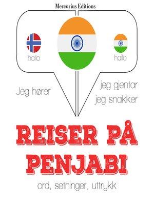 cover image of Reiser på penjabi