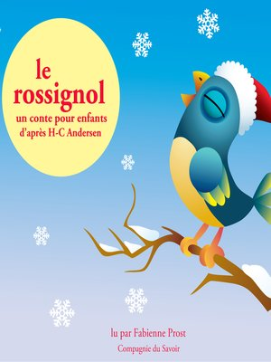 cover image of Le rossignol