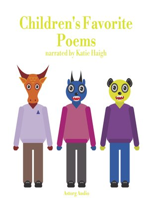 cover image of Children's Favorite Poems