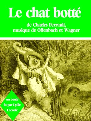 cover image of La chat botté