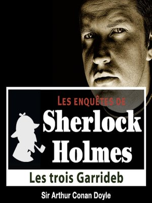cover image of Les 3 garrideb