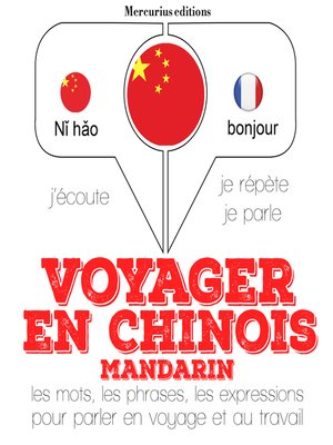cover image of Voyager en chinois - mandarin