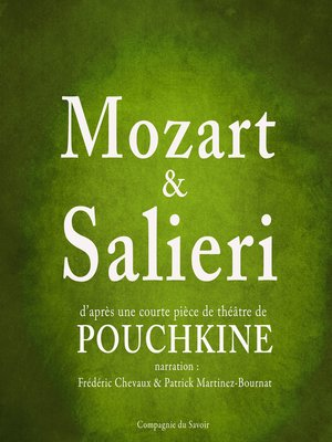cover image of Mozart & Salieri