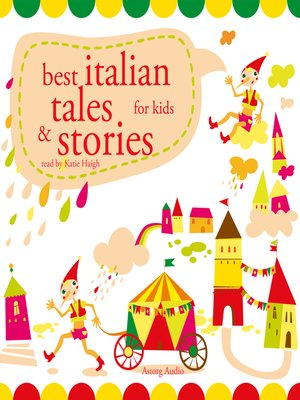 cover image of Best Italian Tales and Stories