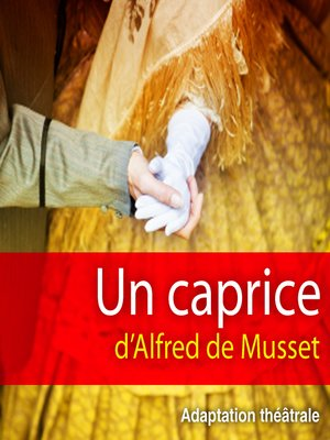 cover image of Un caprice