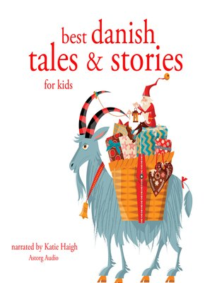 cover image of Best Danish Tales and Stories